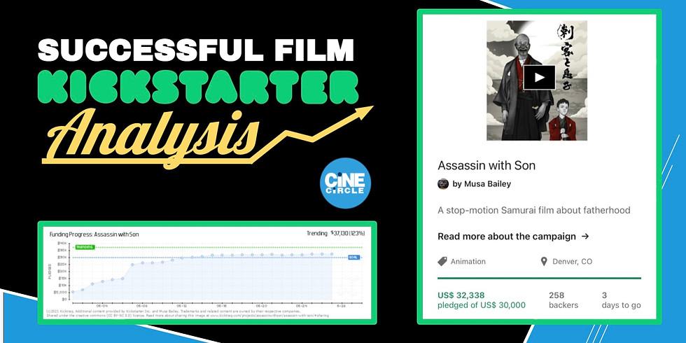 Film Crowdfunding Masterclass - Successful Campaign Analysis