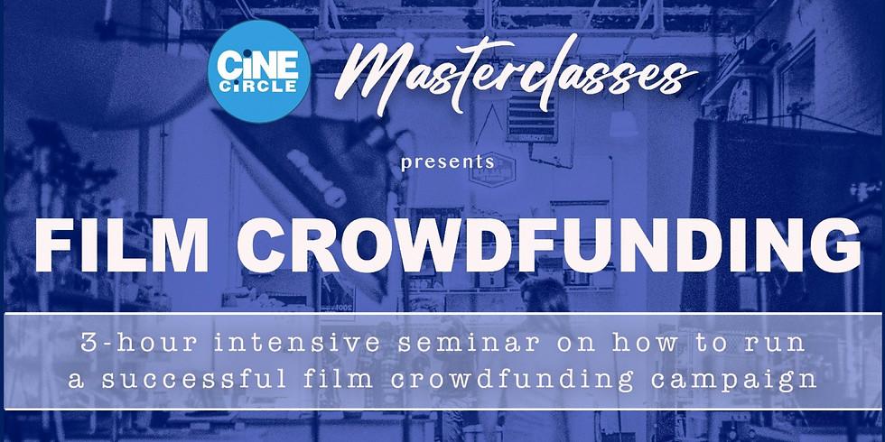 Film Crowdfunding Masterclass
