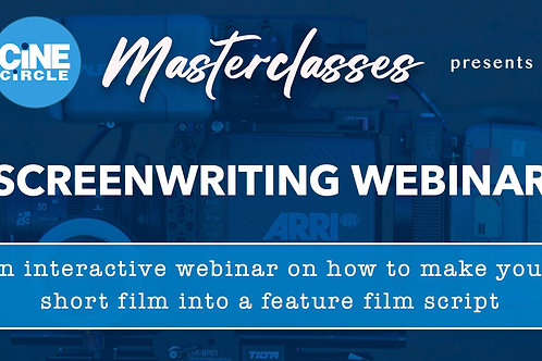 Feature Screenwriting Course