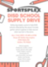 SPX DISD School Supply Drive Flyer (1).p