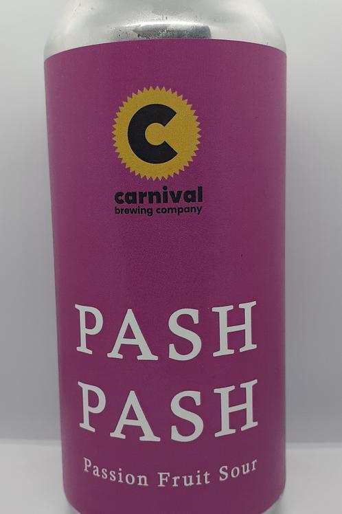 Pash Pash Passion Fruit Sour - 440ml