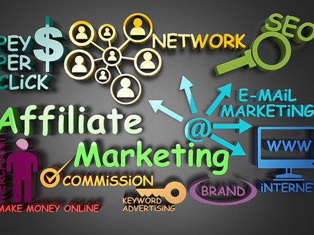 What is Affiliate Marketing and How easy is it to make money from it?
