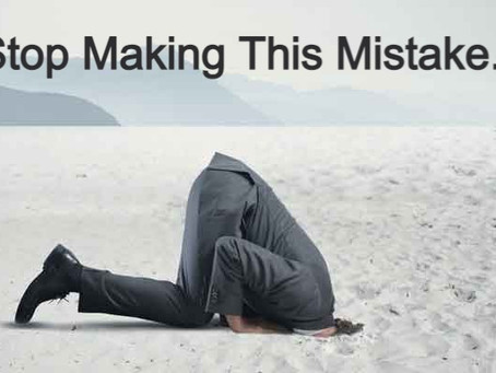 Entrepreneurs! You`re making a mistake!