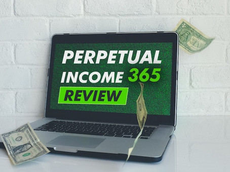 Perpetual Income 365, Legit or Scam?