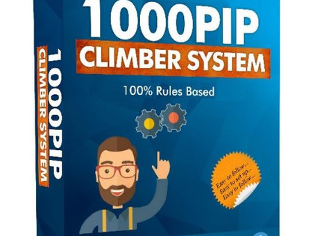 1000PIP Climber System, a 100% Rule Based Forex System!