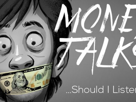 Money Talks - A Podcast Show With A Twist...