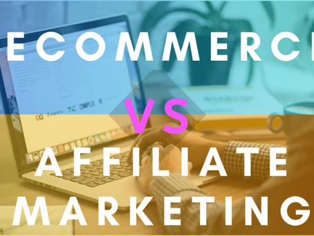 Affiliate Marketing vs Content Commerce