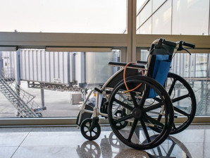 A Better Way for Wheelchair Users To Fly Safe