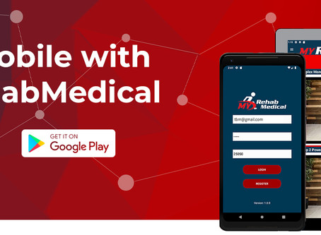 Rehab Medical's App Smooths Ordering Process