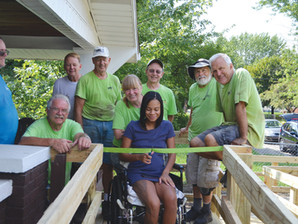 Rehab Medical and Servants at Work Continue $30,000 Donation Campaign in Honor of 3,000th Ramp Build