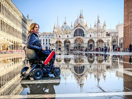 What It's Like to Travel in a Wheelchair