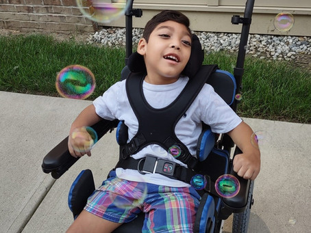 How Wheelchair Technology Supplies Endless Smiles to an Adversity Stricken Child