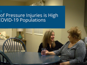 Risk of Pressure Injuries is High for COVID-19 Populations