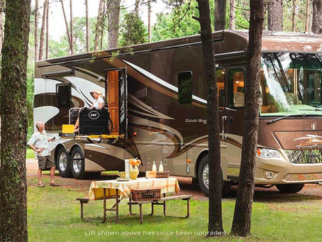 A Guide to Wheelchair Accessible RVs
