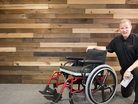 What To Expect During Your Wheelchair Fitting & Delivery