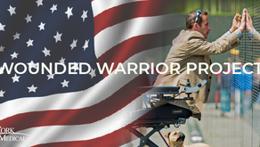 Cork Medical Partners with Wounded Warriors to Provide Wound Care Solutions