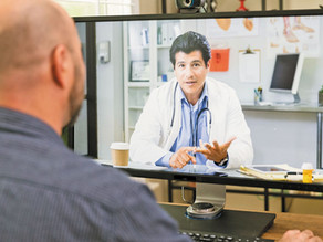 Giving Telemedicine A Try