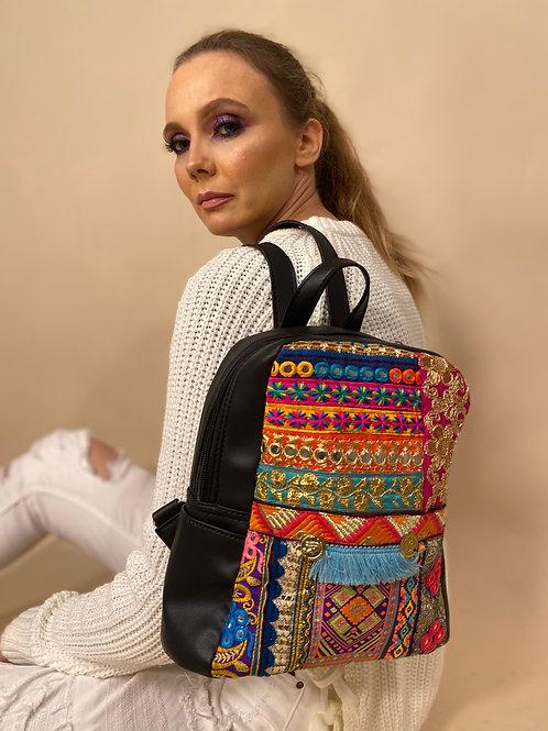 Dome Backpack Black