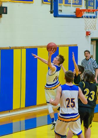Vermont Basketball Game Photo