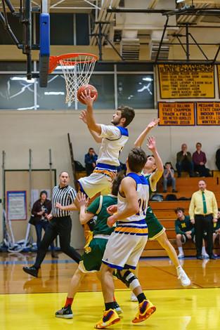 Basketball LUHS
