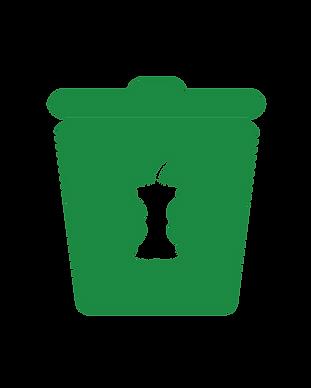 Compost Service Bin