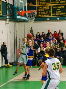 Vermont Basketball Photographer