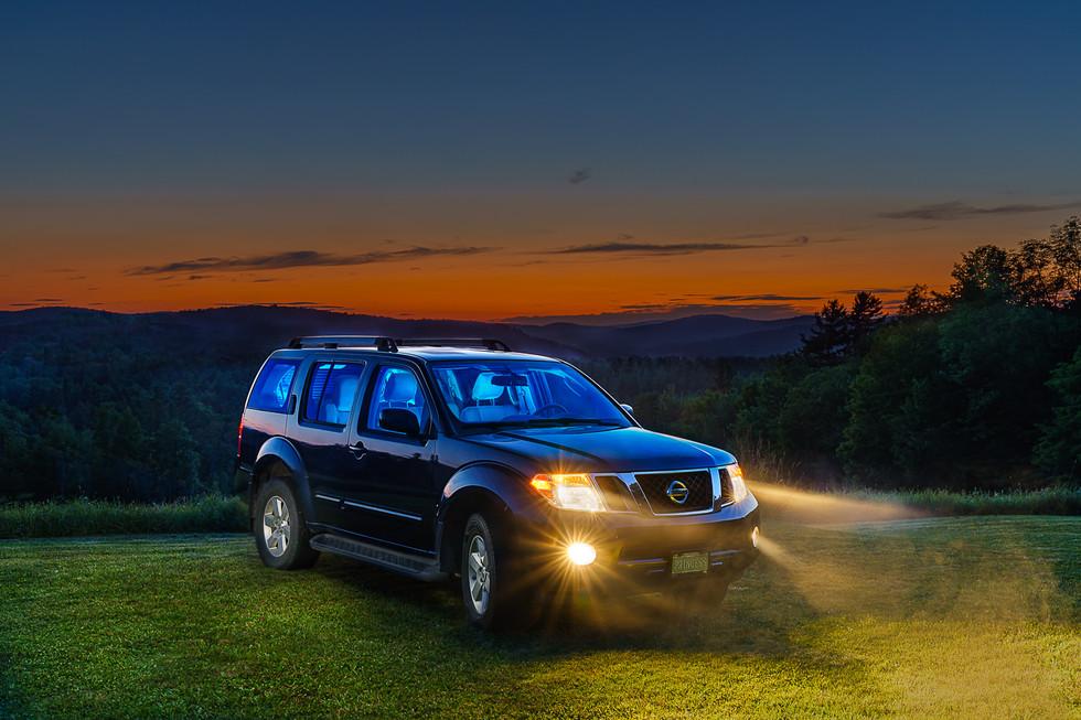 Nissan After Dark