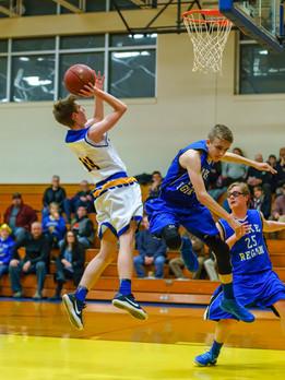 VT Professional Basketball Photographer