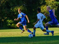 LUHS Boys Soccer vs. Stowe VT