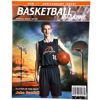 T. Magazine Cover 8x10