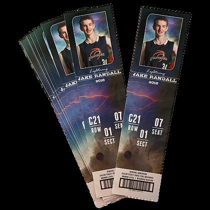 U. 10 Sports Tickets