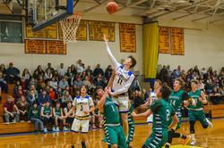LUHS Boys Basketball v. Enosburg