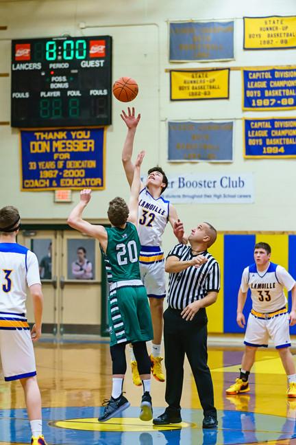 VT Basketball Professional Photographer