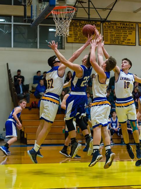 VT Basketball Photographer