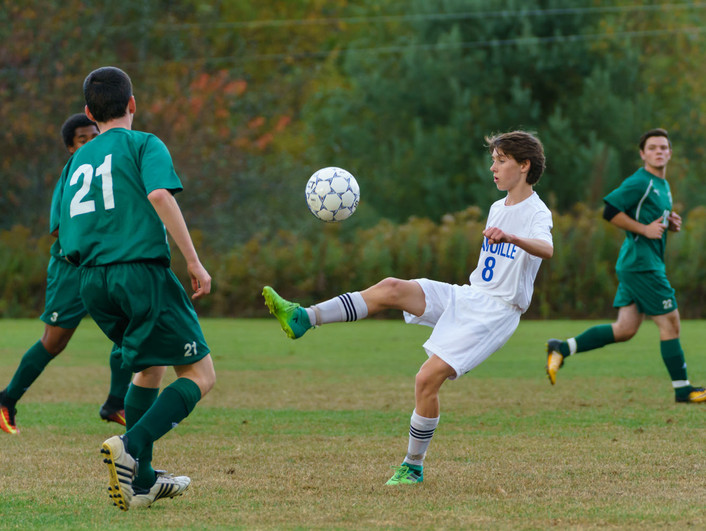 VT High School Soccer Photos
