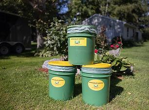 Compost Buckets