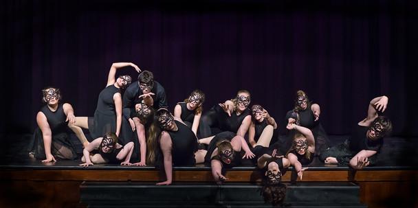 VT Dance Recital Photographer