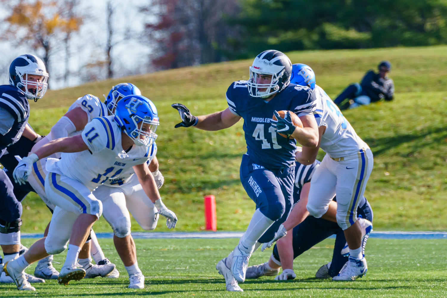 Middlebury Football vs. Hamilton