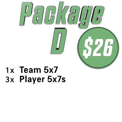 Special Package Deal D