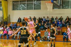 LUHS Boys Basketball v. Harwood