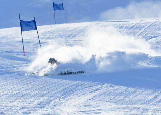 VT Ski Racing Photos