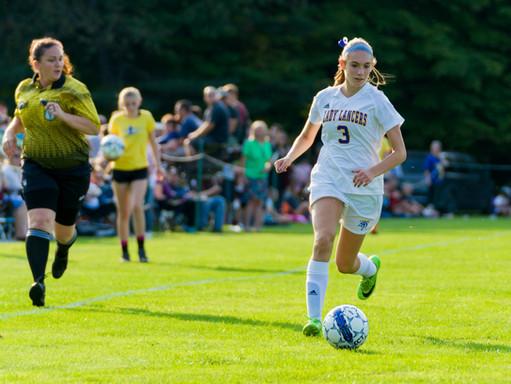 VT Soccer Game Photos