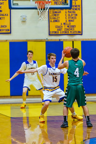 Vermont Basketball LUHS Photo