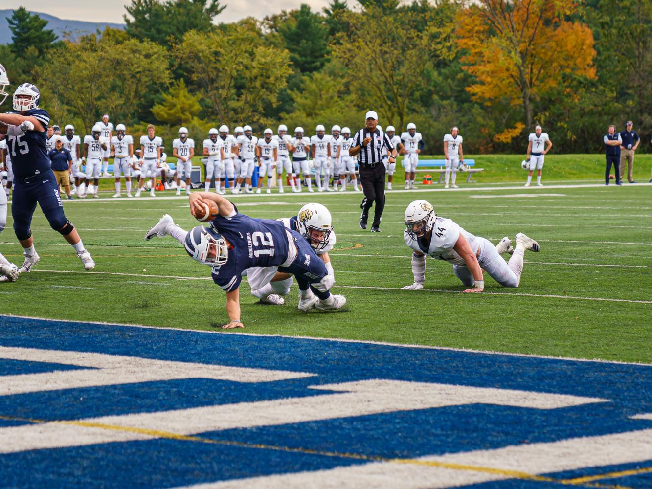 Middlebury Football vs. Trinity