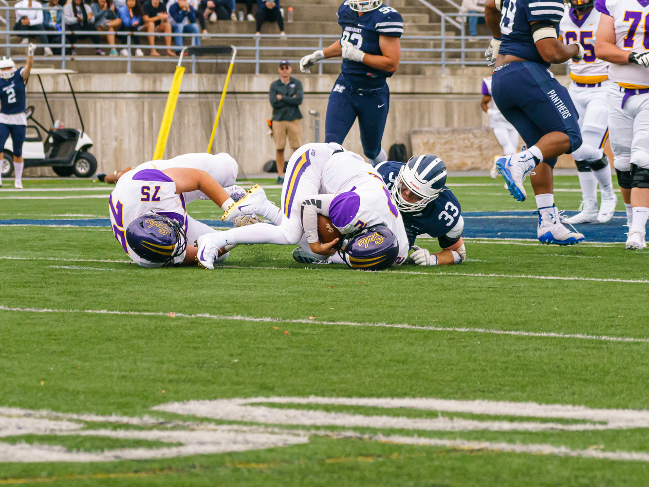 Middlebury Football vs. Williams