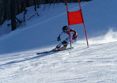 Vermont Ski Racing Photographer