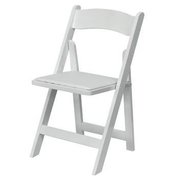 whitewoodenfoldingchair