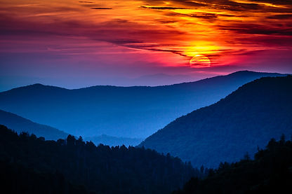 Great Smoky Mountains National Park Scen