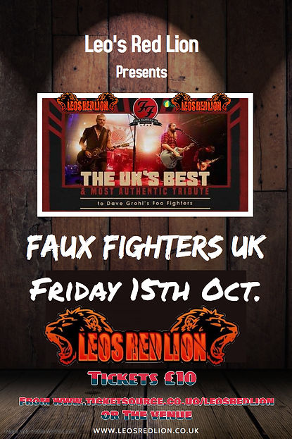 faux fighters poster oct 21.jpg