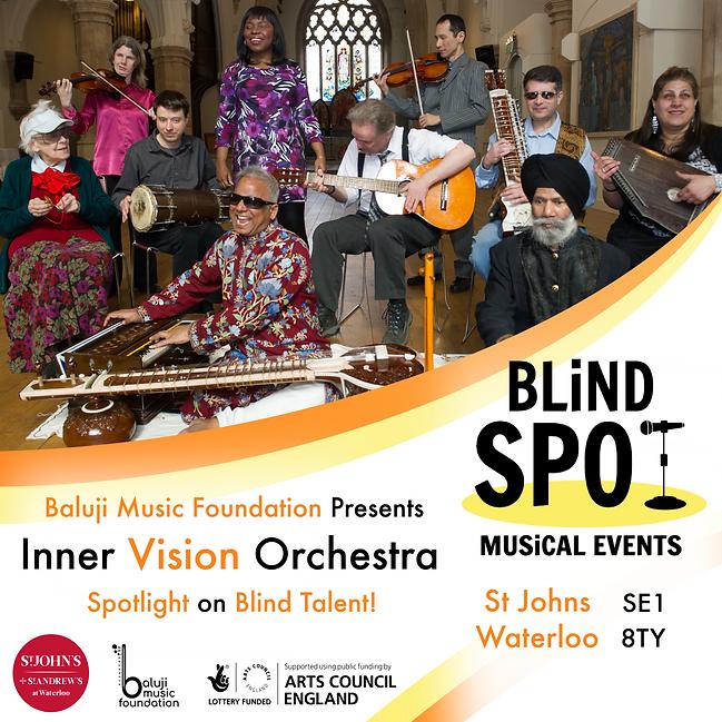 Blind Spot eFlyer